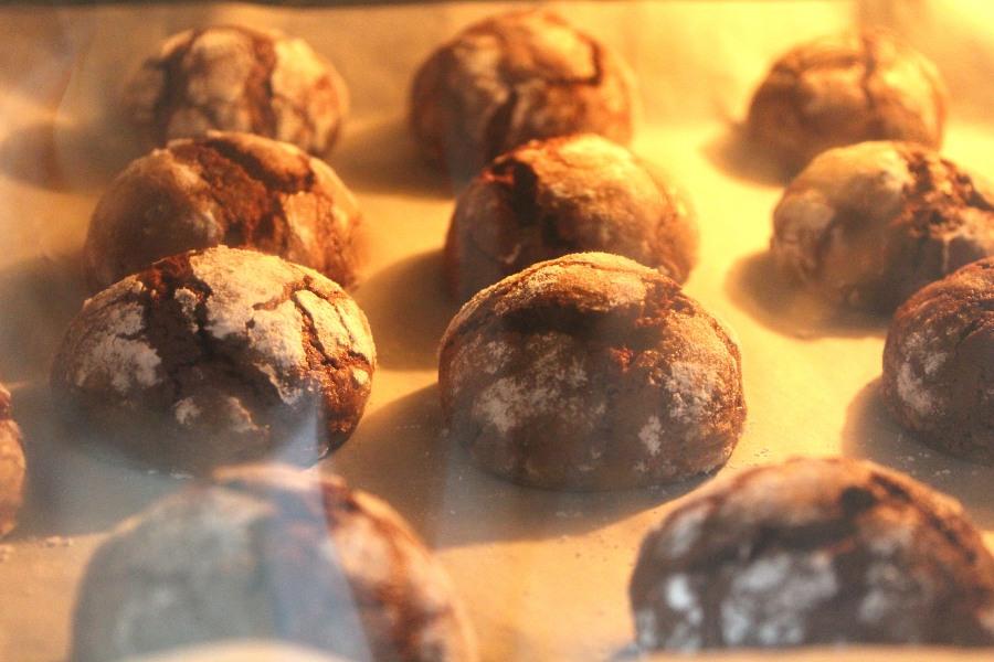 Devaneios de Chocolate - Chocolate & Cacao Biscuits