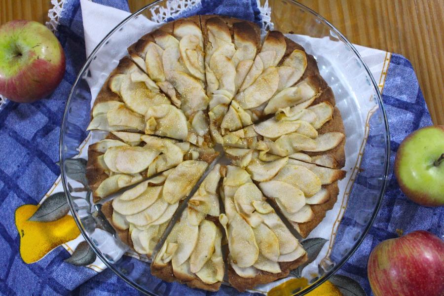Rustic Apple Pie - Devaneios de Chocolate